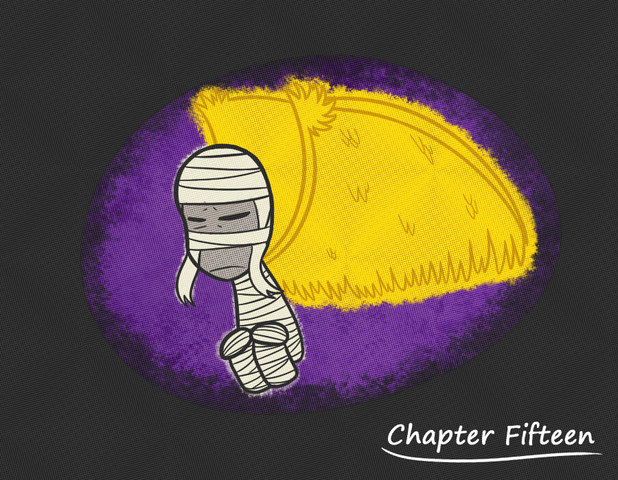 Chapter Fifteen Cover