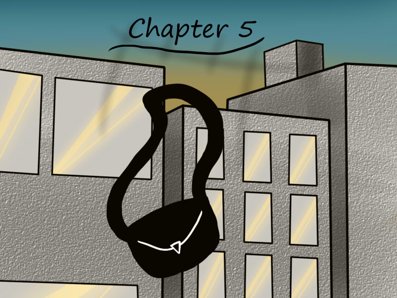 Chapter Five Cover